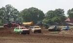 De autocross in Ruurlo leverse spannende wedstrijden op. Foto: Jan Hendriksen