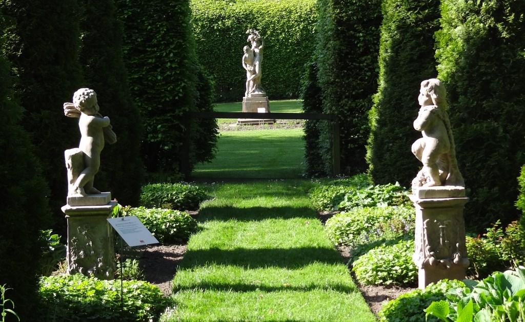 De tuinen van de Wildenborch zijn met Pinksteren weer open voor publiek. Foto: PR
