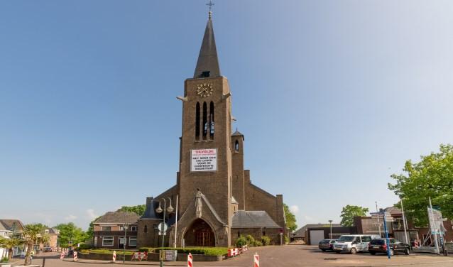 De Mauritiuskerk is niet alleen een beeldbepalend gebouw. Foto: PR