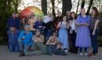 De cast van De Waaivrouw. Foto: