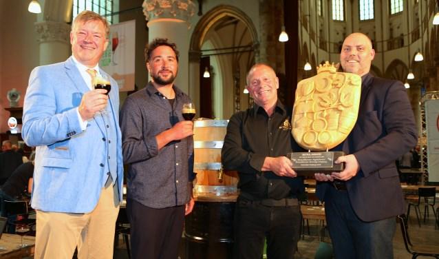 Gelders bier Bronckhorster Nightporter verkozen tot Beste Bier van Nederland 2018