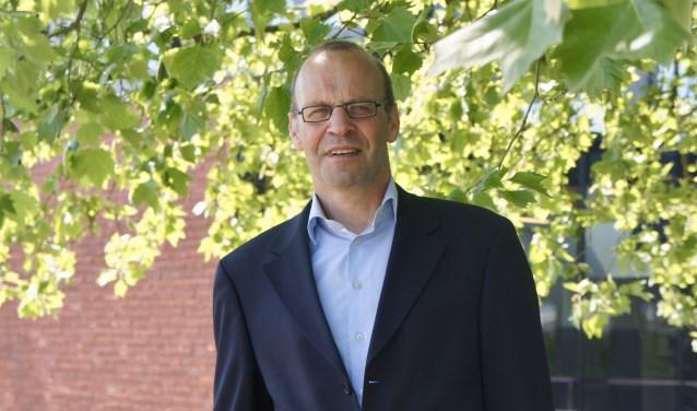 Wethouder Martin Som: 'Toerisme is één van onze economische pijlers'. Foto: Susan Wiendels