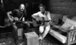 Deux Chevaux: Frank Baks (links) en Björn Wouters. Foto: PR