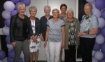 Het bestuur van Christelijke Vrouwenvereniging Passage, afdeling Hengelo. Foto: de heer Borninkhof