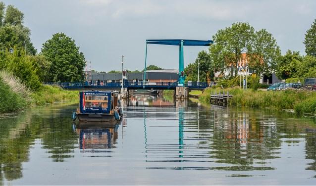 De Iesselganger onderweg. Foto: Henk van Raaij