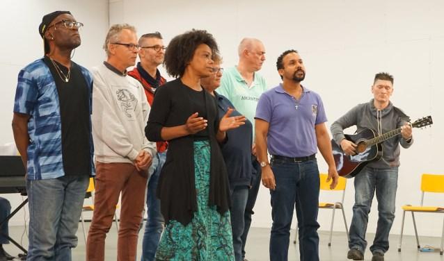 Theater Laborijn treedt op in De Gruitpoort. Foto: PR