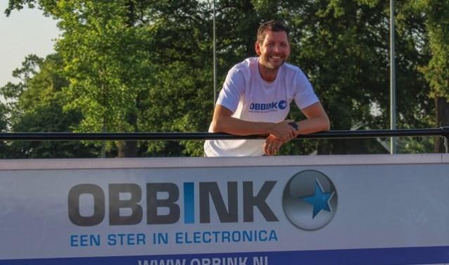Martijn Obbink. Foto: PR