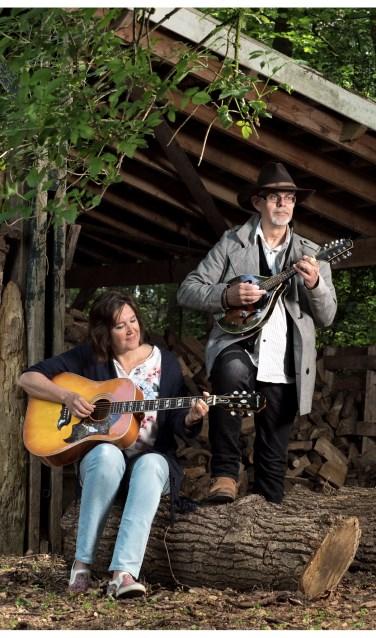Sandra Vanreys en Erwin Stolte. Foto: Gert Jan Stolte
