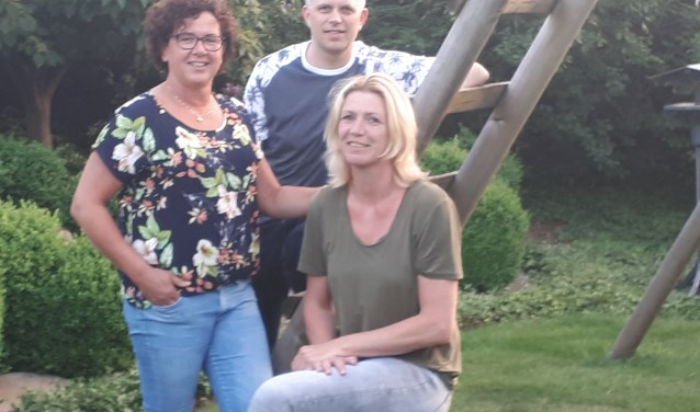Dorien Harbers, Jeroen Schurmans en Marga Toebes. Foto: PR