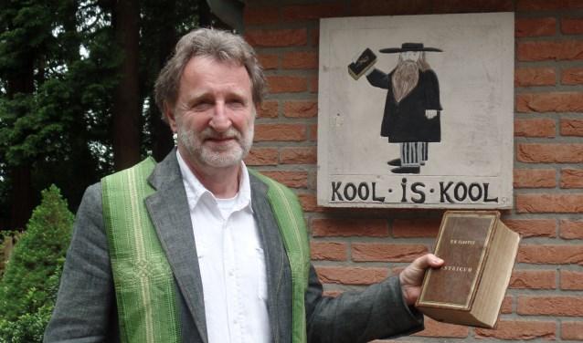 Dominee Jan Kool. Foto: Jan Hendriksen