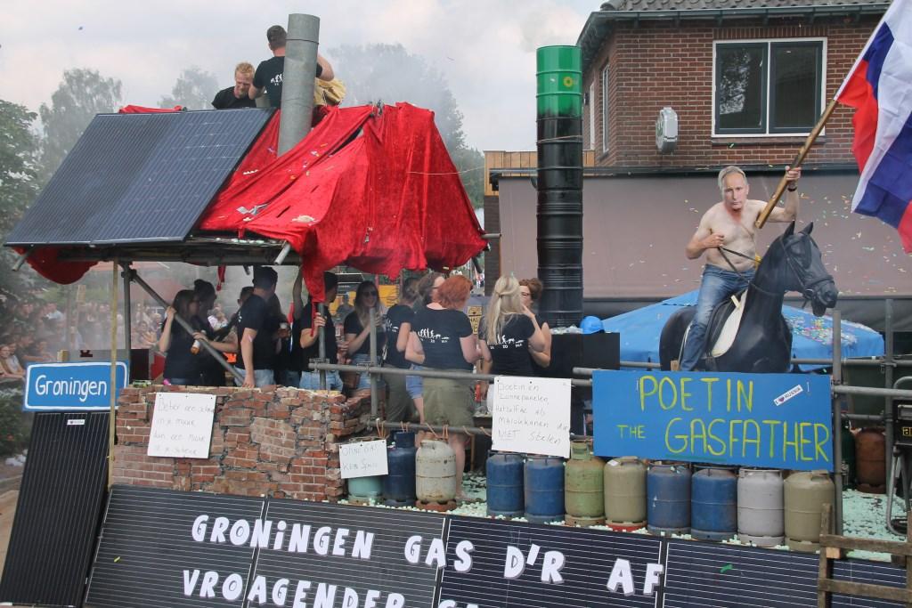 Ludieke teksten en associaties. Foto: Jos Betting  © Achterhoek Nieuws b.v.