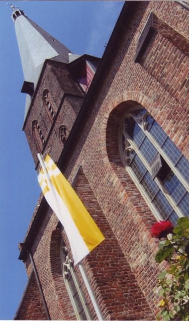 De toren van de St. Janskerk. Foto: PR