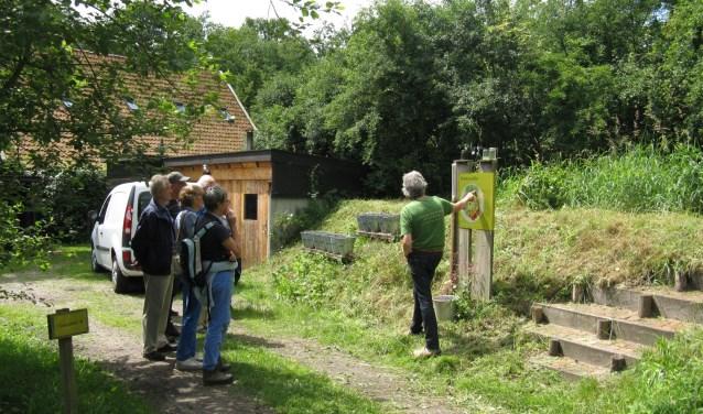 Bij De Stegge kan men zondag 17 juni terecht voor een rondleiding. Foto: PR