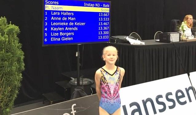 Lara Hallers. Foto: PR Penta Winterswijk