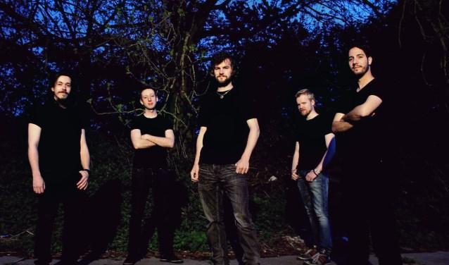 Metalband Slack Tide in Live@Ideaal