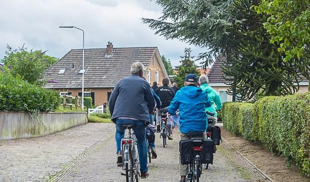 Samen op pad met de fietsdagtocht van Ons Pakhuus. Foto: Henk van Raaij