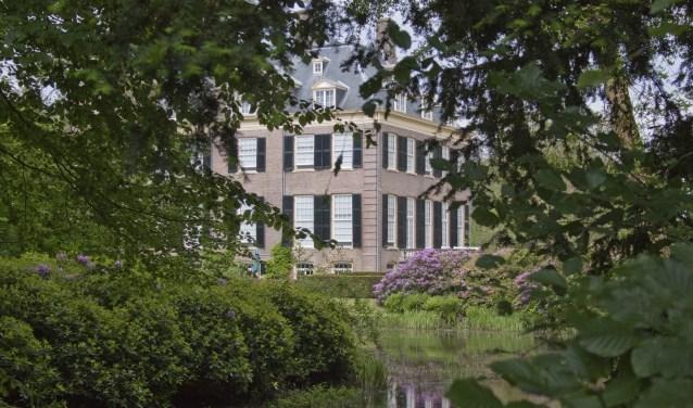 Achteraanzicht Huis Verwolde. Foto: Jennie Burgers