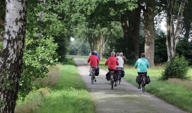 Vier dagen lang op de fiets genieten van de prachtige Achterhoek. Foto: PR