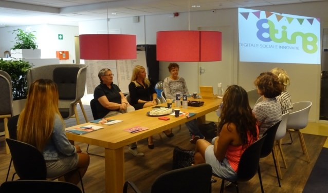 De lancering van de app was vorige week donderdag in Doetinchem. Foto: PR