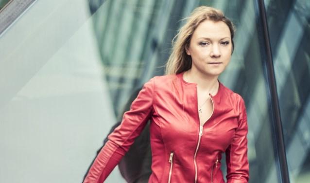 Als afsluiting van het concours, speelt de Russische pianiste Olga Pashchenko, prijswinnares 2014, een feestelijk slotrecital met Sonates van Scarlatti op klavecimbel. Foto: PR