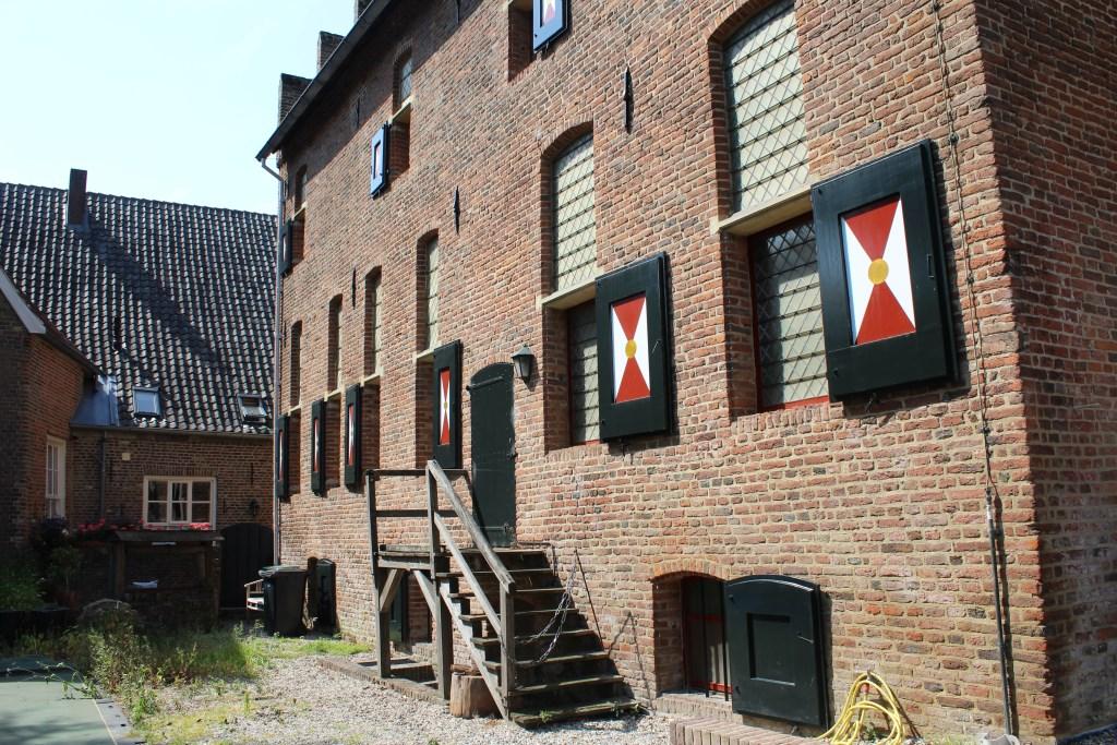 De toegang tot de muntkelder van het Grafelijke Muntgebouw in 's-Heerenberg. Foto: Marlous Velthausz