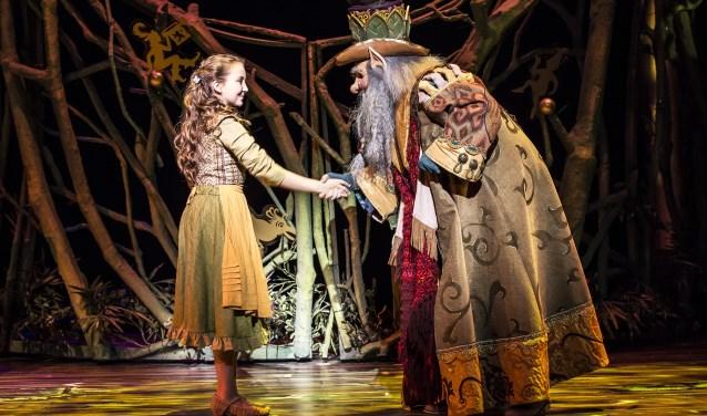 Sprookjessprokkelaar de musical is nog tweemaal  te zien in Amphion. Foto: PR