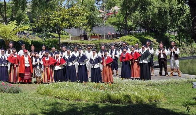 Als speciale gasten wordt dit jaar tijdens de folkloredag Grupo Folclore Boa Nova uit Madeira verwelkomd. Foto: PR