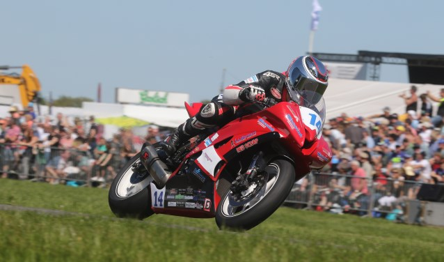 Performance Racing Achterhoek rijder Ilja Caljouw. Foto: Henk Teerink