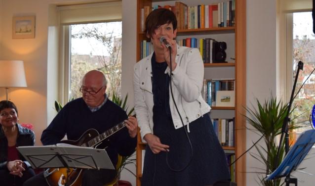 Deux Pièce met Marijke van Voorst en Ton Karmiggelt. Foto: PR