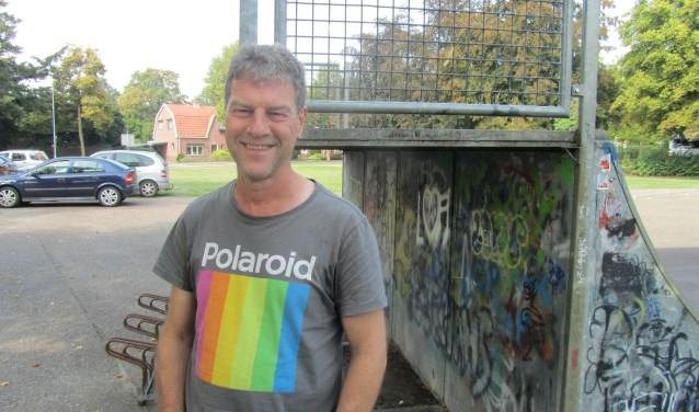 Talentverbinder Richard Jongetjes bedenk telkens nieuwe projecten. Foto: Bernhard Harfsterkamp