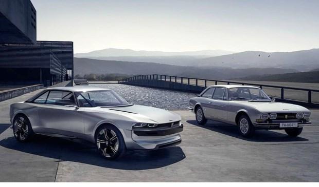 Meer Dan Een Hommage Peugeot E Legend Concept Aaltens Nieuws