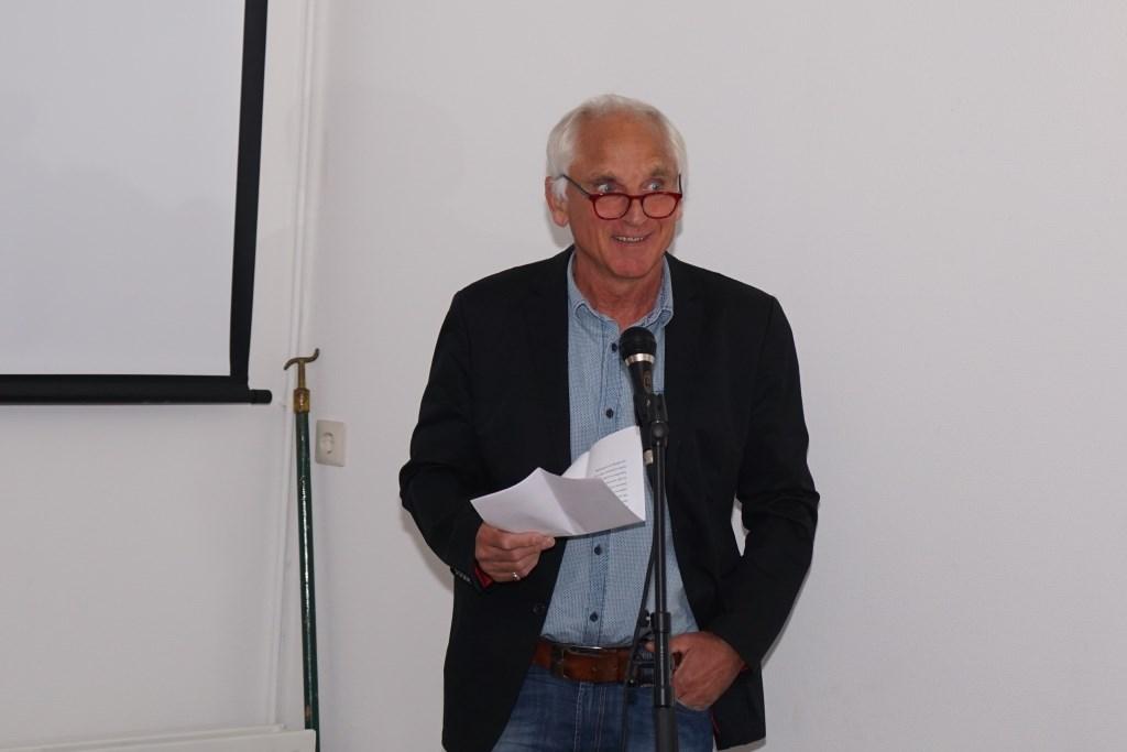 Hans de Beukelaar.  Foto: Frank Vinkenvleugel  © Achterhoek Nieuws b.v.