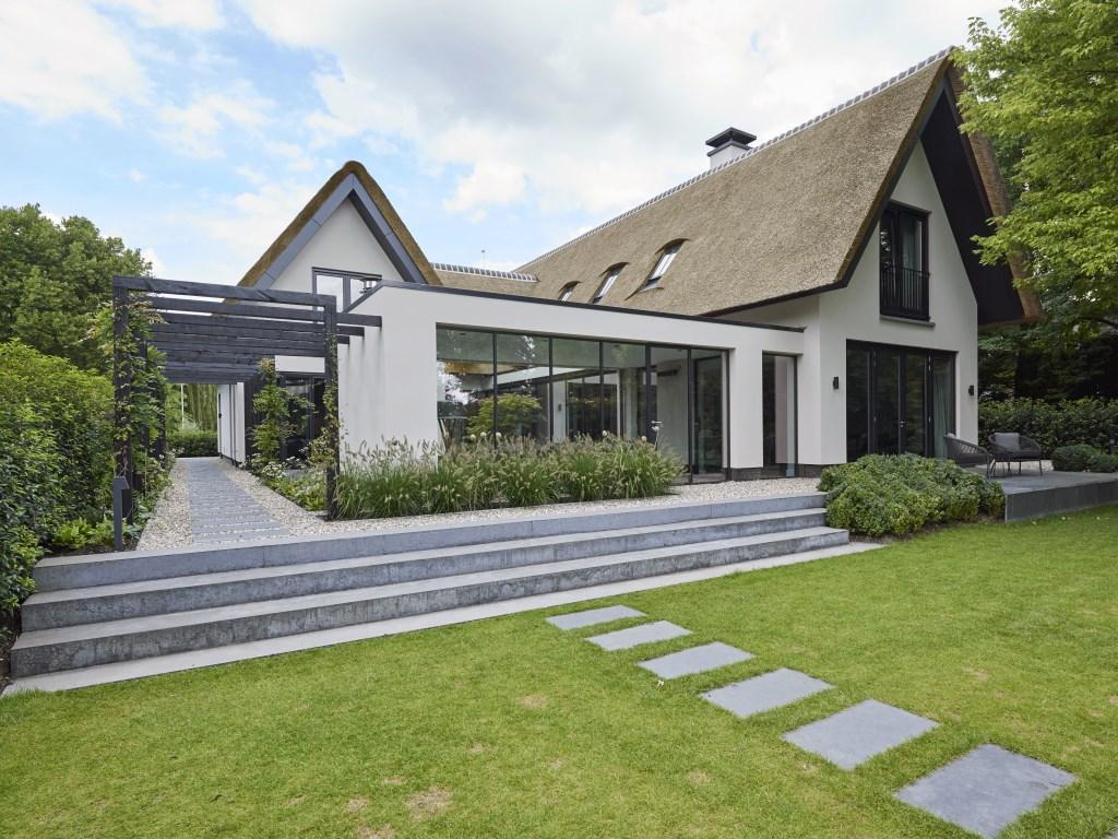 Het project waarmee Friso Woudstra Architecten BNA de vakjuryprijs heeft gewonnen. Foto: Marjon Hoogervorst Foto: Marjon Hoogervorst © Achterhoek Nieuws b.v.