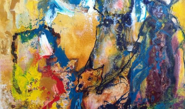 'Wonderland' van Emeke Buitelaar