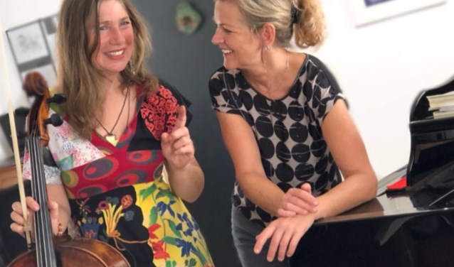 Het duo Elders-Venderbosc. Foto: K. Venderbosch