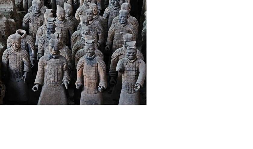 Het Terracottaleger van Keizer Qin. Foto: Pixabay.com