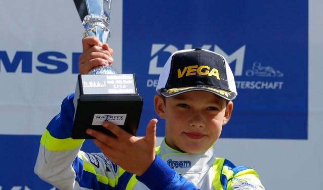 Thomas ten Brinke wint en pakt kampioenschap. Foto: PR
