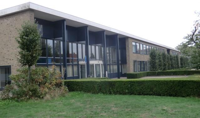 Frank Daamen gebouw, waarin voorheen onder meer het ISWI was gevestigd. Foto: Walter Hobelman