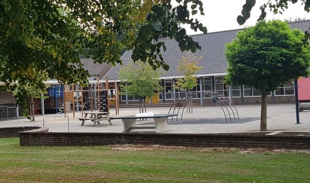 De St. Ludgerusschool zal plaatsmaken voor het nieuwe IEKC. Foto: Kyra Broshuis