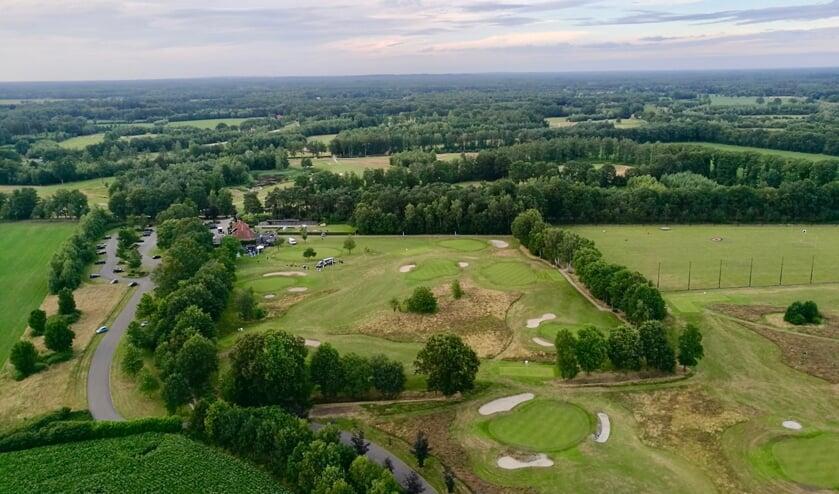 Golfclub 't Zelle. Foto: PR