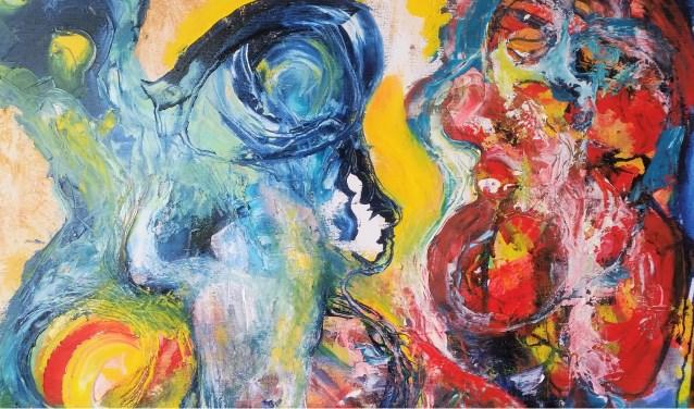 'De Verhalenvertelster' van Emeke Buitelaar