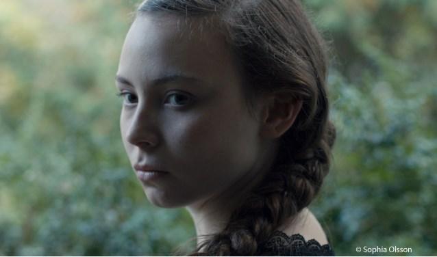 Sami Blood draait in Filmhuis DRU. Foto: Sophia Olsson