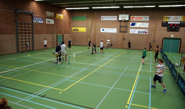 Dynamic tennis: sport voor iedereen. Foto: PR