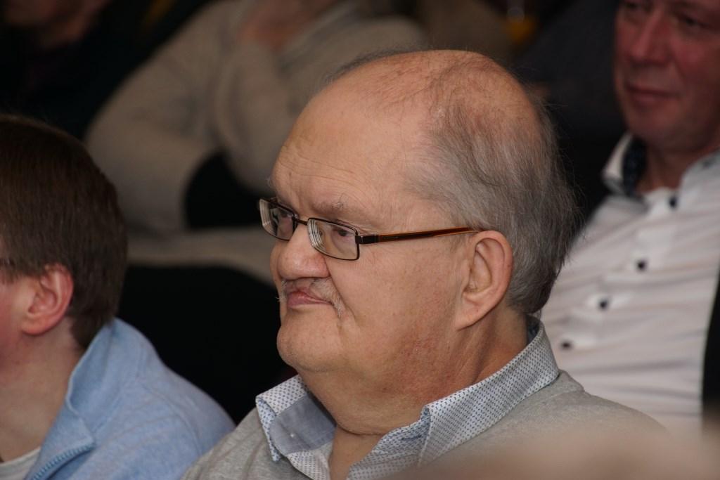 Leo van der Linde, genomineerd voor de eremedaille. Foto: Frank Vinkenvleugel  © Achterhoek Nieuws b.v.