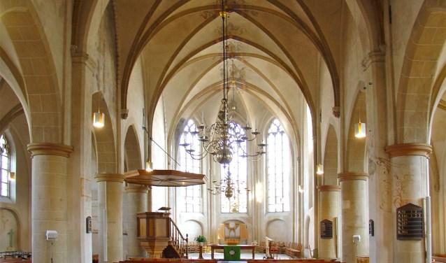Muziekvesper in de Jacobskerk. Foto: PR