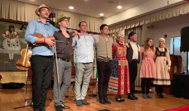 De Hongaarse groep Erdöfü trapt zondag 27 januari af. Foto: PR