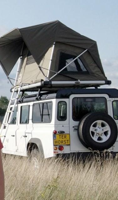 Nieuwe dimensie met Land Rover Defenders.