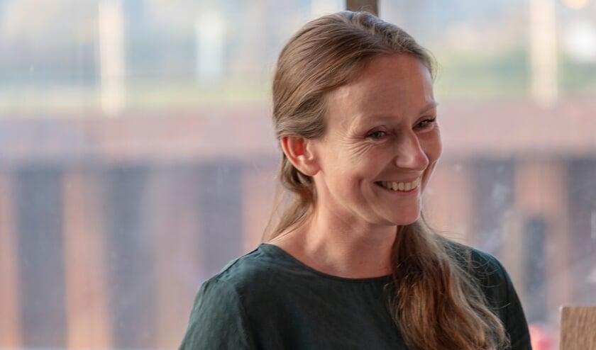 Eva Schuurman komt een tweede keer naar de Flopbieb in Toldijk. Foto: Huub Louppen