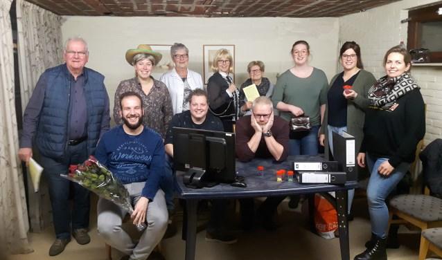 De cast van 'De pette an de pillen'. Foto: PR