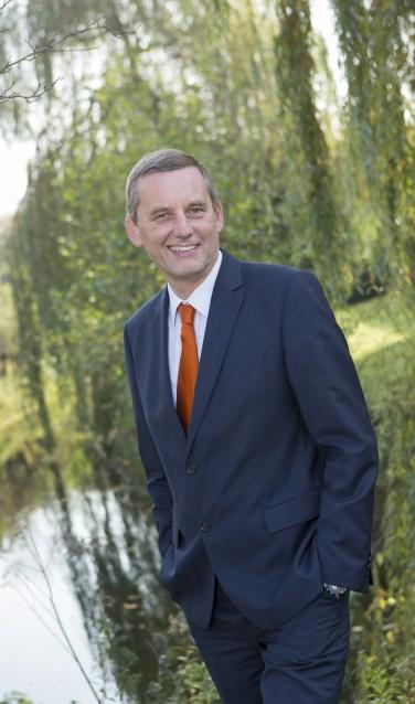 Burgemeester Stapelkamp tevreden over eerste jaar in Aalten. Foto: communicatie gemeente Aalten